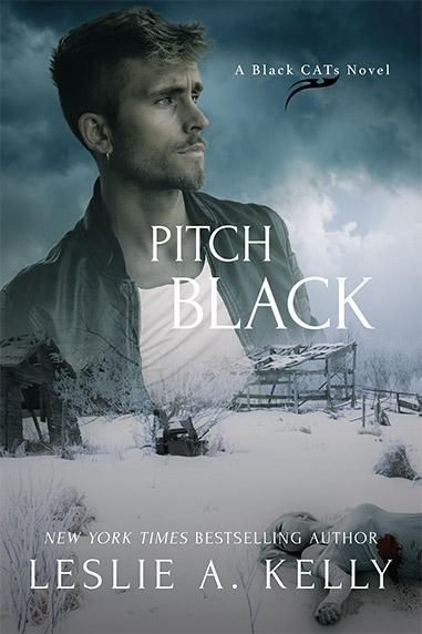 Pitch Black by Leslie A. Kelly