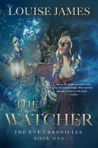 The Watcher by Louise James